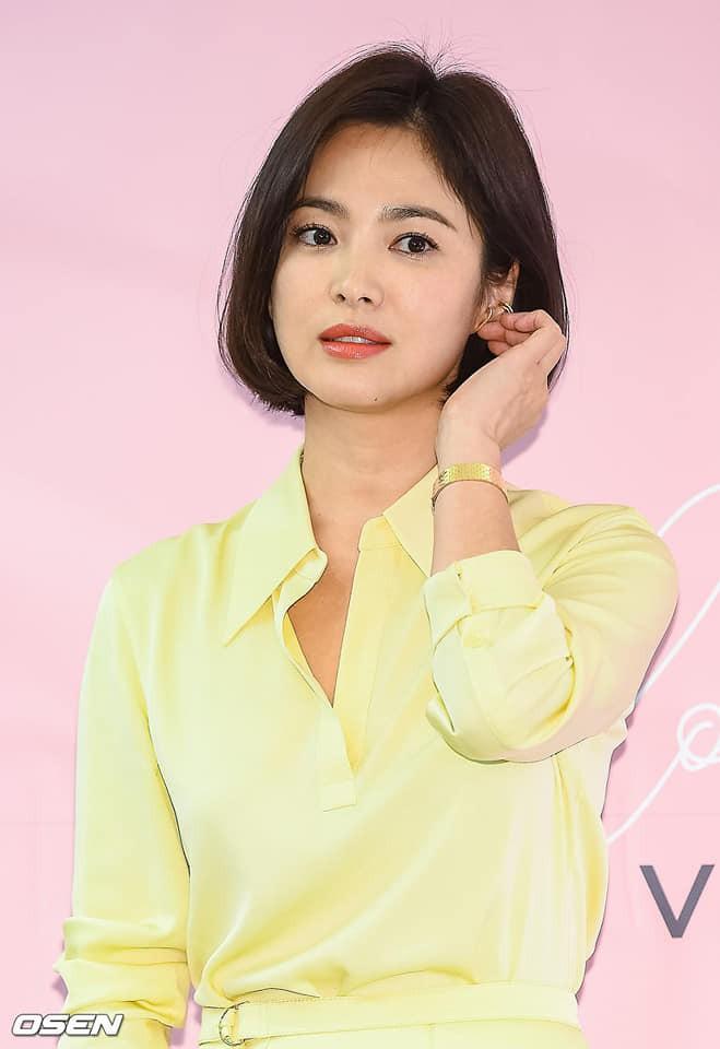 Song Hye Kyo cũng có nhược điểm vóc dáng gây tự ti và đây là 2 cách cô chọn trang phục để khắc phục điều này - Ảnh 7