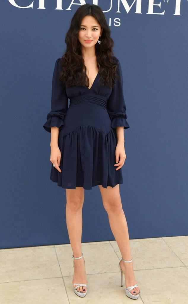 Song Hye Kyo cũng có nhược điểm vóc dáng gây tự ti và đây là 2 cách cô chọn trang phục để khắc phục điều này - Ảnh 9