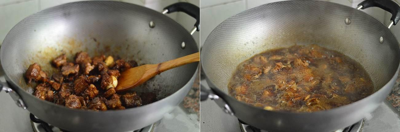Bữa cơm ngày thu thêm ngon với bò rim mặn đậm đà mềm thơm - Ảnh 3