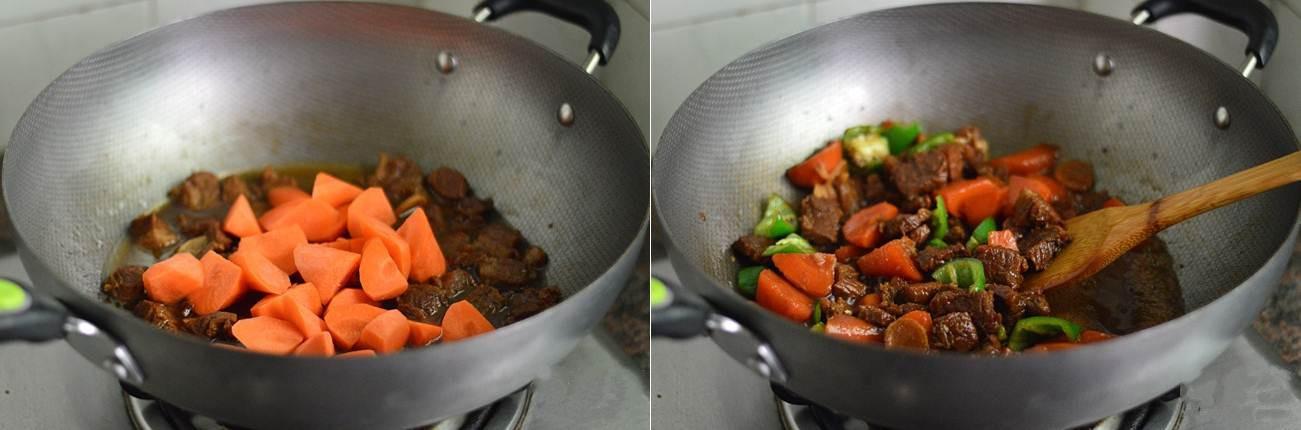 Bữa cơm ngày thu thêm ngon với bò rim mặn đậm đà mềm thơm - Ảnh 4