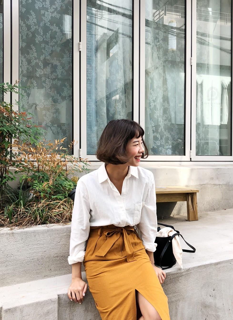 """Nếu thấy style công sở của mình hơi """"dừ"""" và cứng nhắc thì đây là 5 tips diện đồ giúp các nàng ăn gian tuổi đáng kể - Ảnh 4"""