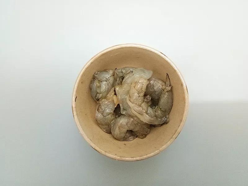 Cách làm đậu phụ hấp tôm trứng mềm mịn, ngọt thơm - Ảnh 1