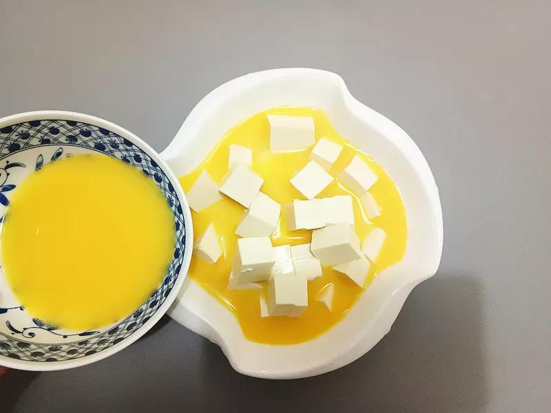 Cách làm đậu phụ hấp tôm trứng mềm mịn, ngọt thơm - Ảnh 4