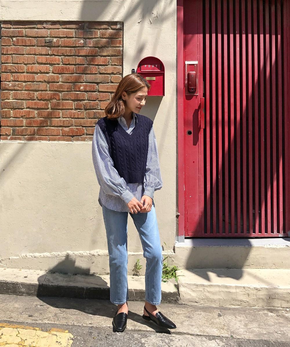 Đã tìm ra kiểu quần jeans vô địch về khoản hack tuổi, nhưng vẫn thanh lịch chẳng kém quần jeans trắng - Ảnh 1