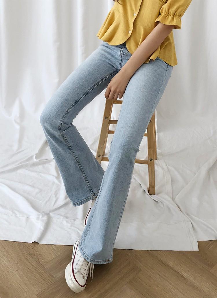 Đã tìm ra kiểu quần jeans vô địch về khoản hack tuổi, nhưng vẫn thanh lịch chẳng kém quần jeans trắng - Ảnh 9