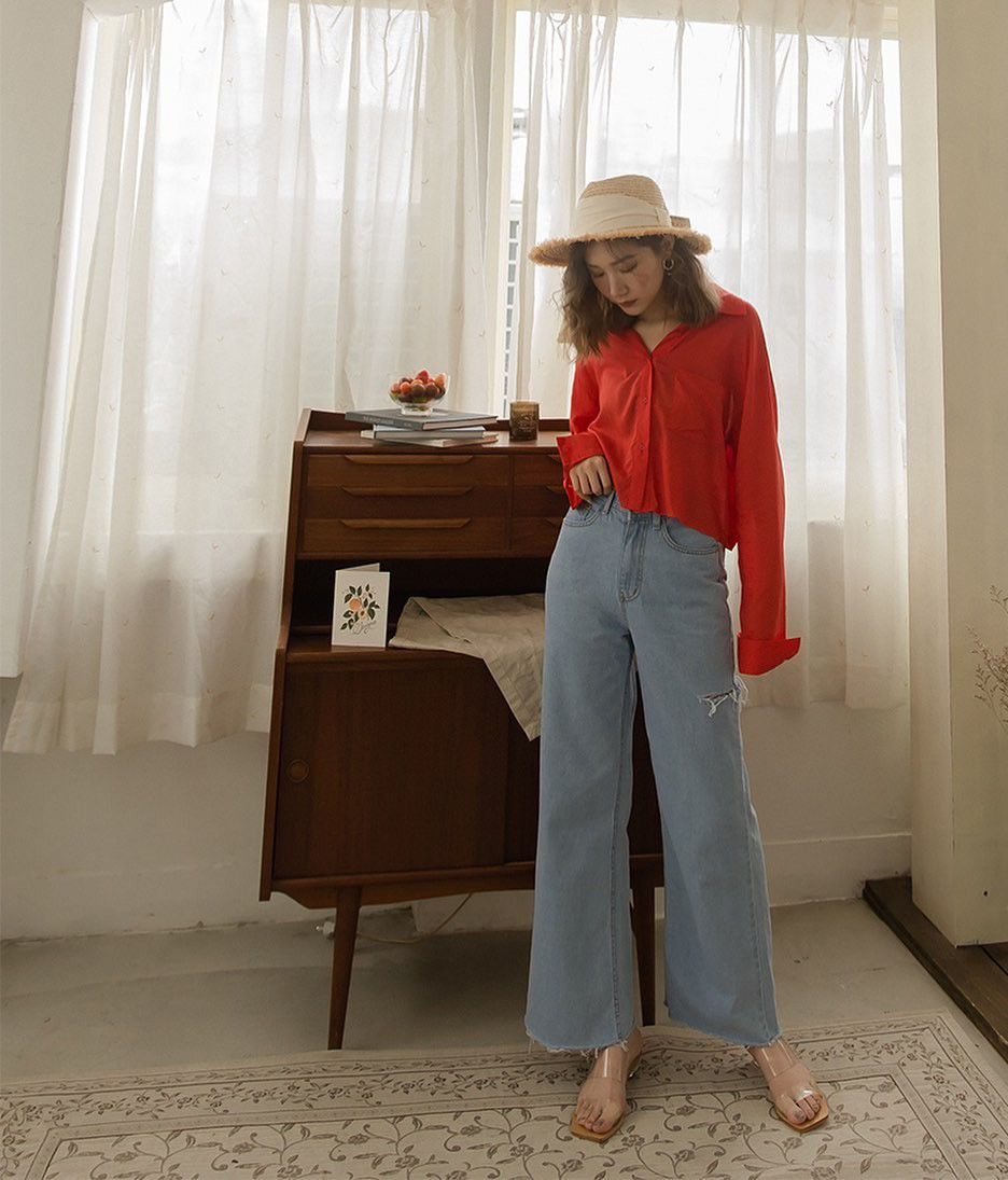 Đã tìm ra kiểu quần jeans vô địch về khoản hack tuổi, nhưng vẫn thanh lịch chẳng kém quần jeans trắng - Ảnh 7