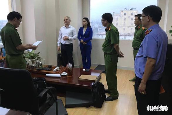 Khởi tố chủ tịch HĐQT Công ty Alibaba Nguyễn Thái Luyện - Ảnh 2