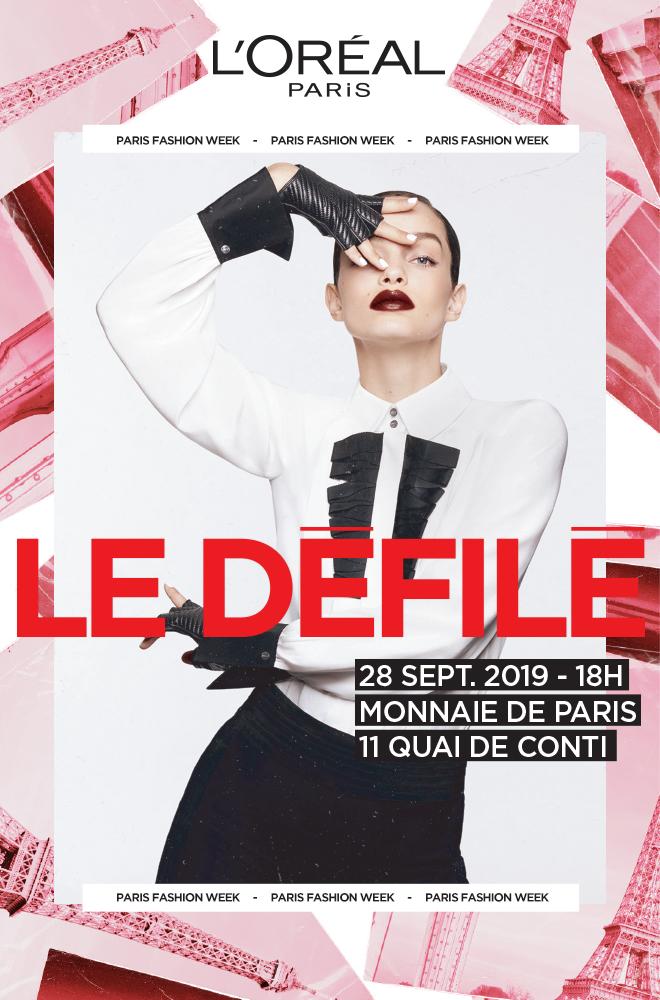 L'ORÉAL PARIS trở lại cùng show diễn tráng lệ nhất hành tinh LE DÉFILÉ diễn ra tại bảo tàng nghệ thuật MONNAIE DE PARIS - Ảnh 1