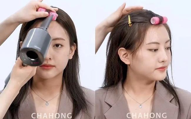2 cách cắt tóc mái thưa chéo siêu nhanh, đảm bảo không lỗi mà còn đẹp hơn cả ngoài tiệm - Ảnh 7
