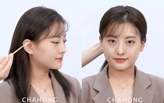 2 cách cắt tóc mái thưa chéo siêu nhanh, đảm bảo không lỗi mà còn đẹp hơn cả ngoài tiệm - Ảnh 8