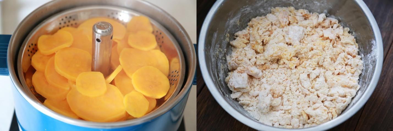 Cách làm bánh bao hoa hồng: Tưởng không dễ mà dễ không tưởng! - Ảnh 2