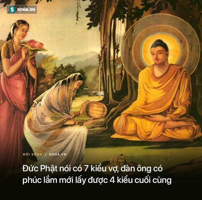 Đức Phật nói có 7 kiểu vợ, đàn ông có phúc lắm mới gặp được 4 kiểu sau cùng - Ảnh 3