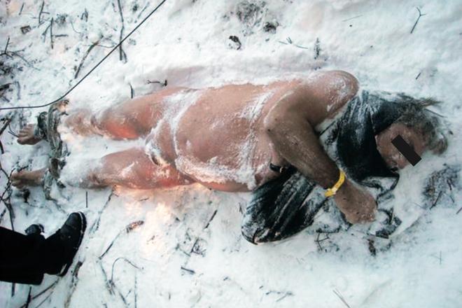 Vụ 39 thi thể trong container: Tại sao rất nhiều nạn nhân không mặc quần áo khi xe lạnh đến âm 25 độ C? - Ảnh 3