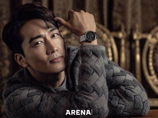 Song Seung Hun bất ngờ nói về việc muốn kết hôn sau thời gian dài chia tay Lưu Diệc Phi - Ảnh 6