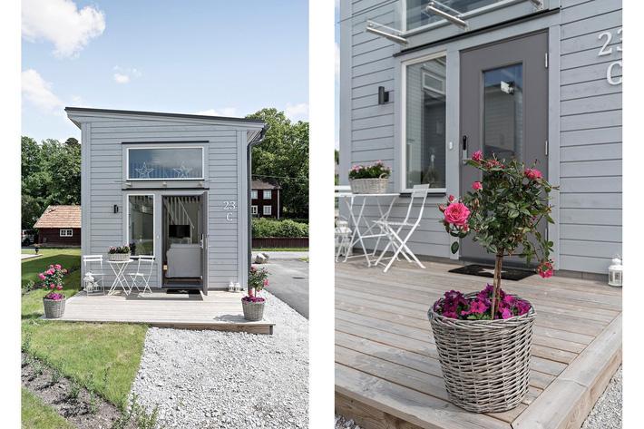 Ngôi nhà nhỏ rộng vỏn vẹn 19m² vẫn hiện lên xinh xắn với đầy đủ tiện nghi, ai yêu thích cuộc sống độc lập cũng thích - Ảnh 2