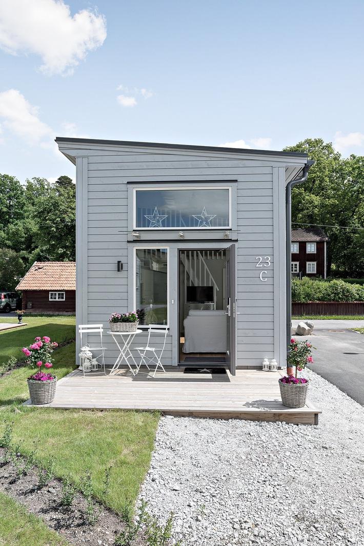 Ngôi nhà nhỏ rộng vỏn vẹn 19m² vẫn hiện lên xinh xắn với đầy đủ tiện nghi, ai yêu thích cuộc sống độc lập cũng thích - Ảnh 3