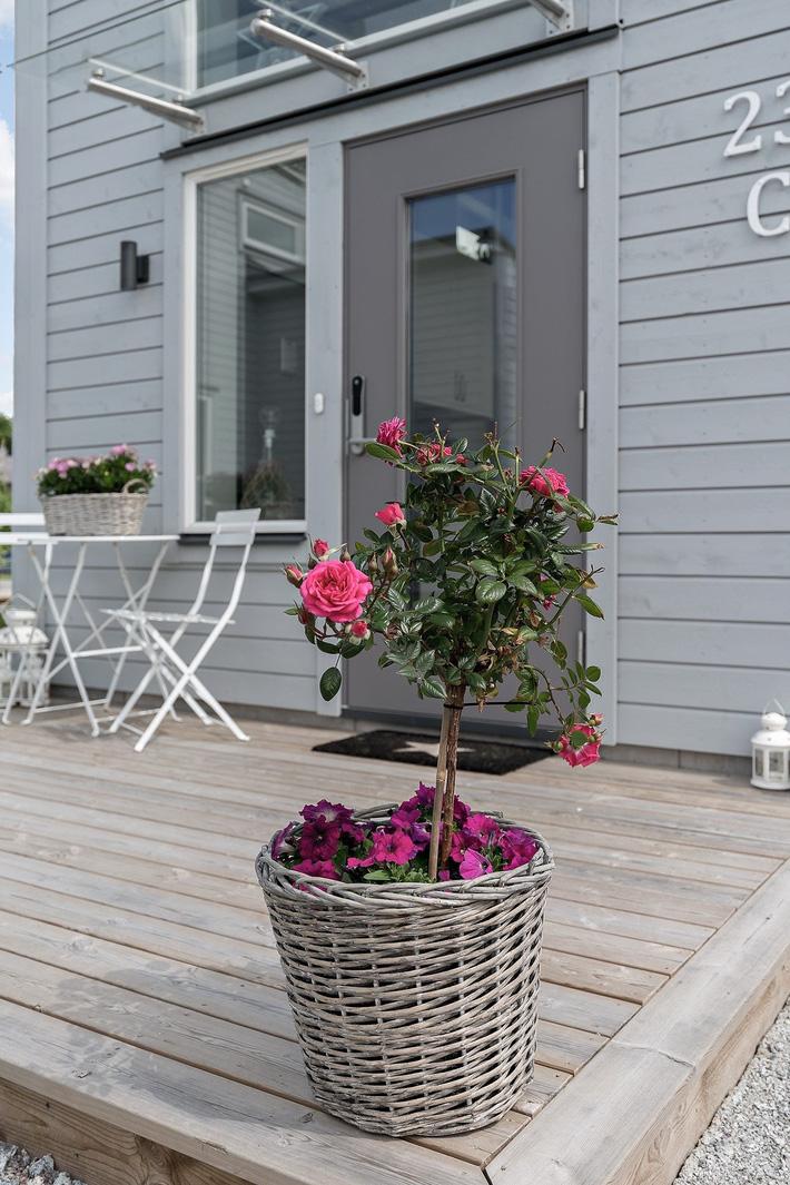 Ngôi nhà nhỏ rộng vỏn vẹn 19m² vẫn hiện lên xinh xắn với đầy đủ tiện nghi, ai yêu thích cuộc sống độc lập cũng thích - Ảnh 5