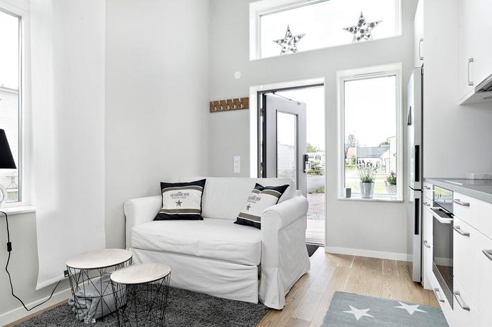 Ngôi nhà nhỏ rộng vỏn vẹn 19m² vẫn hiện lên xinh xắn với đầy đủ tiện nghi, ai yêu thích cuộc sống độc lập cũng thích - Ảnh 6