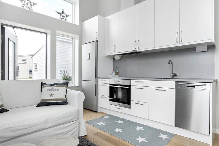 Ngôi nhà nhỏ rộng vỏn vẹn 19m² vẫn hiện lên xinh xắn với đầy đủ tiện nghi, ai yêu thích cuộc sống độc lập cũng thích - Ảnh 7