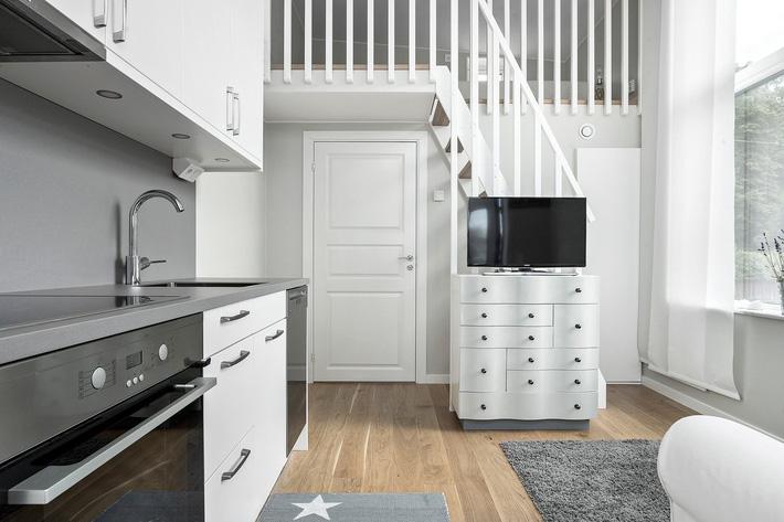 Ngôi nhà nhỏ rộng vỏn vẹn 19m² vẫn hiện lên xinh xắn với đầy đủ tiện nghi, ai yêu thích cuộc sống độc lập cũng thích - Ảnh 9