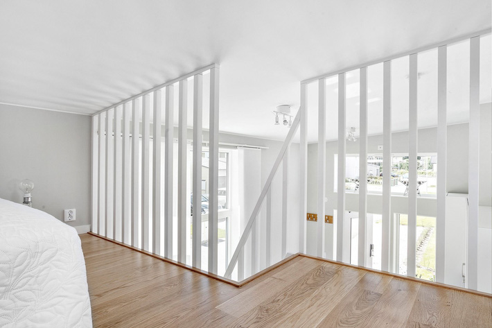 Ngôi nhà nhỏ rộng vỏn vẹn 19m² vẫn hiện lên xinh xắn với đầy đủ tiện nghi, ai yêu thích cuộc sống độc lập cũng thích - Ảnh 12
