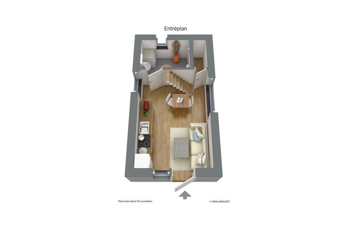 Ngôi nhà nhỏ rộng vỏn vẹn 19m² vẫn hiện lên xinh xắn với đầy đủ tiện nghi, ai yêu thích cuộc sống độc lập cũng thích - Ảnh 14