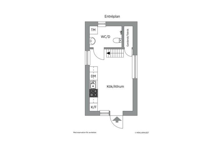 Ngôi nhà nhỏ rộng vỏn vẹn 19m² vẫn hiện lên xinh xắn với đầy đủ tiện nghi, ai yêu thích cuộc sống độc lập cũng thích - Ảnh 15
