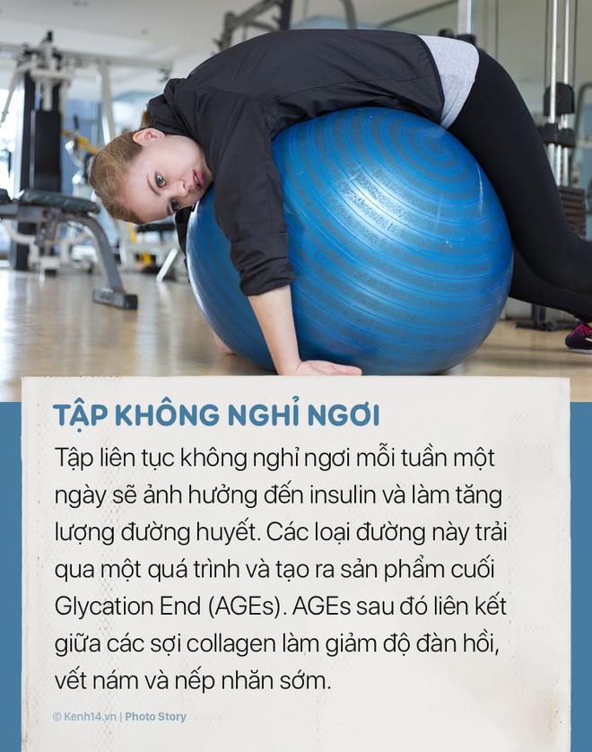 Tập thể dục rất tốt cho cơ thể nhưng hãy chú ý những sai lầm sau để tránh gây hại cho sức khoẻ và khiến bạn già đi trước tuổi - Ảnh 1