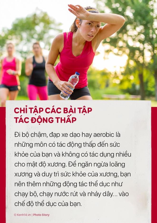 Tập thể dục rất tốt cho cơ thể nhưng hãy chú ý những sai lầm sau để tránh gây hại cho sức khoẻ và khiến bạn già đi trước tuổi - Ảnh 3