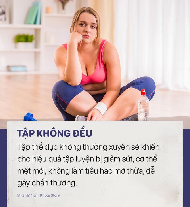 Tập thể dục rất tốt cho cơ thể nhưng hãy chú ý những sai lầm sau để tránh gây hại cho sức khoẻ và khiến bạn già đi trước tuổi - Ảnh 4