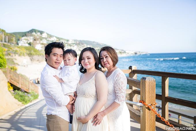 Xuân Mai: 'Chồng biến ước mơ gia đình hạnh phúc của tôi thành hiện thực' - Ảnh 2