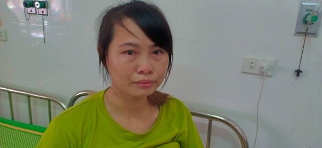 Ánh mắt cầu cứu của bé trai 16 tháng tuổi vừa phát hiện bị ung thư gan, gãy cả 2 chân thì cha nhẫn tâm bỏ lại vợ con đi theo người đàn bà khác - Ảnh 4