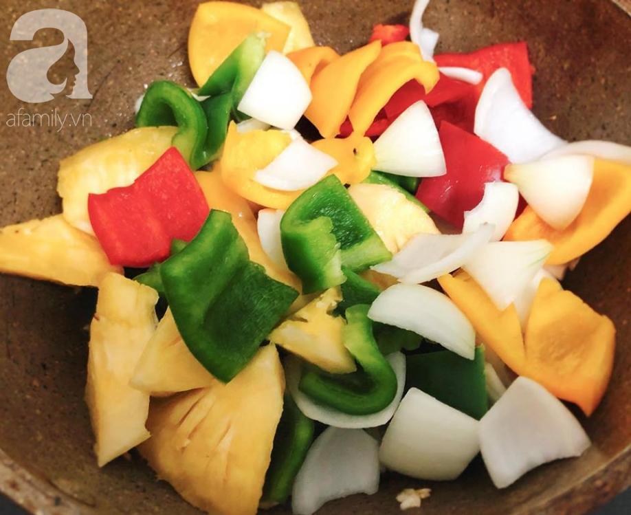 Thêm món xào đầy màu sắc cho bữa tối đủ chất và ngon miệng - Ảnh 2