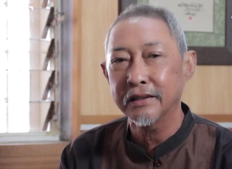 Nghệ sĩ Lê Bình vui mừng khi sức khỏe đang dần ổn định, sắc mặt hồng hào rạng rỡ - Ảnh 2
