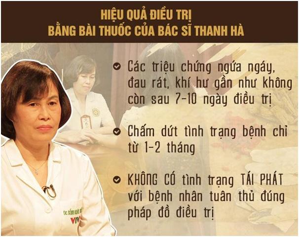 Bác sĩ Thanh Hà điều trị viêm âm đạo cùng 'Sống khỏe mỗi ngày' - Ảnh 4