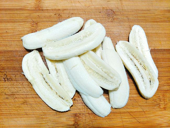 Kem chuối đậu phộng bùi bùi, béo béo lại cực lạ miệng - Ảnh 3