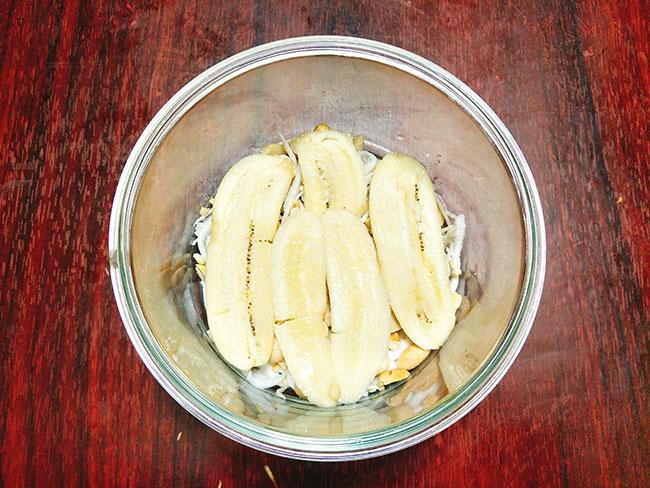 Kem chuối đậu phộng bùi bùi, béo béo lại cực lạ miệng - Ảnh 4