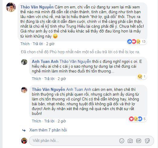Bị đạo diễn Trần Lực chê 'giả dối' khi dẫn lễ cưới NSND Trung Hiếu, MC Thảo Vân - Thành Trung lên tiếng - Ảnh 5