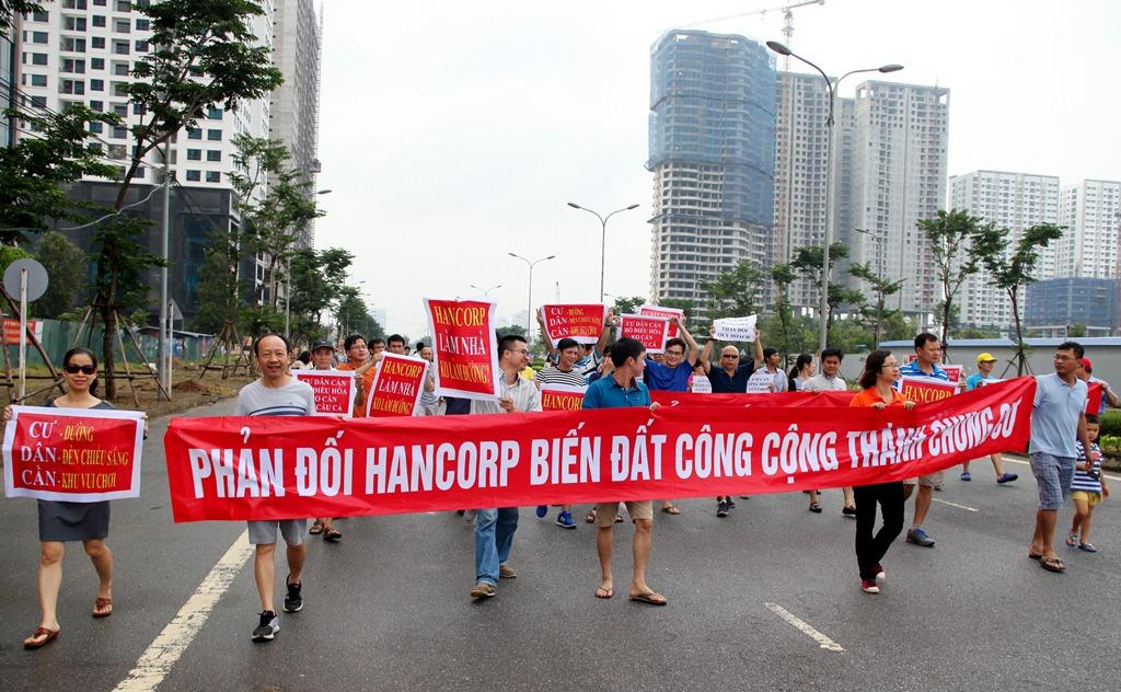 """KTTN """"thúc"""" Hancorp thực hiện nộp thuế tại dự án Khu Đoàn ngoại giao - Ảnh 2"""