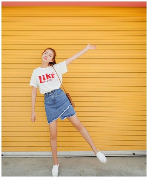 Mini skirt - món đồ 'gây bão' mùa nắng nóng - Ảnh 5