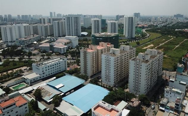 Siết chặt việc cưỡng chế bàn giao phí bảo trì chung cư - Ảnh 1