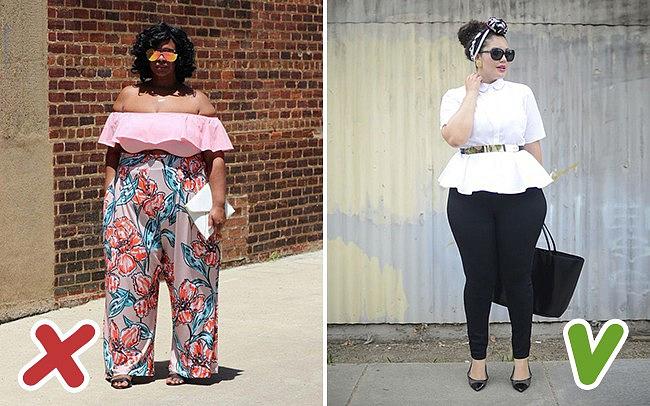 """7 trang phục được xem là """"kẻ thù không đội trời chung"""" mùa hè của hội chị em thừa cân - Ảnh 1"""