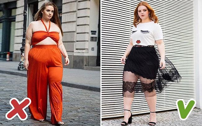 """7 trang phục được xem là """"kẻ thù không đội trời chung"""" mùa hè của hội chị em thừa cân - Ảnh 2"""