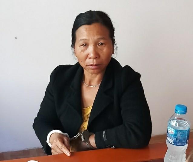 Lâm Đồng: Chân dung nữ nghi phạm dùng dao chém chết 3 bà cháu rồi kéo xác đi chôn - Ảnh 1