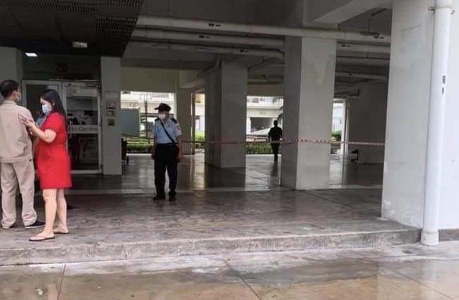TP.HCM: Bé trai 12 tuổi rơi từ tầng 10 chung cư Sky Garden 1 tử vong khi mẹ vẫn ở nhà - Ảnh 1