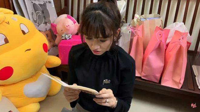 Fan mắc bệnh hiểm nghèo viết thư cho Hari Won: Dù một ngày chị không còn nổi tiếng, em vẫn ở bên chị - Ảnh 3