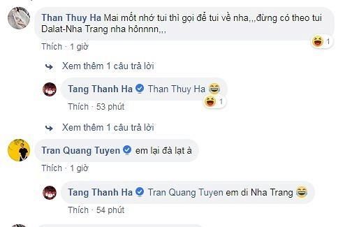 Vì 'mê' nhau quá nên Tăng Thanh Hà rủ chồng đi Nha Trang thăm Thân Thúy Hà - Ảnh 4