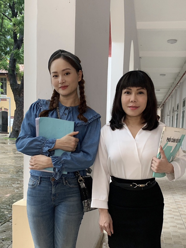 Rất thân thiết với Việt Hương nhưng Lan Phương lại làm tiểu tam cướp chồng của nữ danh hài - Ảnh 4