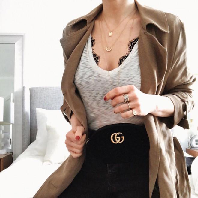 10 bí quyết vàng mà chị em nên nhớ kỹ khi lựa chọn trang phục để trở nên sang trọng hơn - Ảnh 4