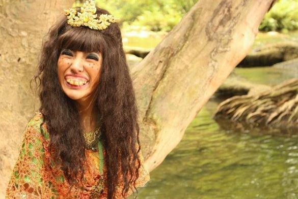 Cô gái nổi tiếng mạng xã hội vì hàm răng 'muốn nạo cả thế giới' bỗng hóa thành hot girl gây 'bão' - Ảnh 1